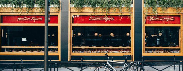 Paris, 19èmesiècle. La boucherie Duval recycle ses bas morceaux ainsi que lebouillon qu'elle sertdans un nouveau genre d'établissement. Lesuccès est aussi imminent que l'addition est totalement indolore. Le Bouillon est né.  Fini la longue file d'attente devant Chartier, l'équipe de la Brasserie Barbès inaugure ce midi un bouillon
