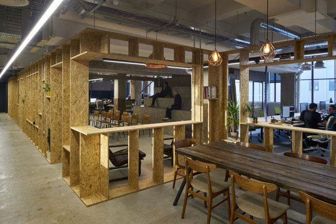 A Tech Company Breathes New Life into a London Paper Factory
