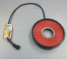 CCS Cognex LDR2-90-30RD red machine vision light ring LED