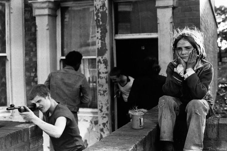 by Tish Murtha Youth Unemployment, Newcastle, 1981
