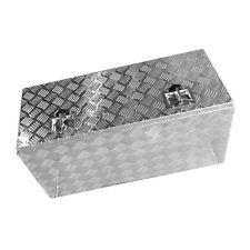 "36"" Aluminum Pickup Truck Under Bed Tool Box Underbody Trailer Storage + Lock Was: $179.82 Now: $107.89."