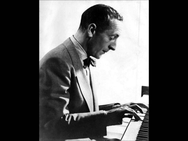 Vladimir Horowitz, piano: Brahms: Concerto No. 1 in D minor, Op. 15 (1936)