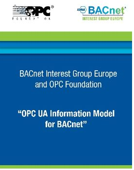 Bridging the gap between Building Automation and Industry processes with BACnet and OPC UA  Both markets increasingly require data exchange from building automation to industrial automation processes and the ability to connect machines to building management systems.