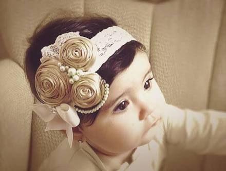 Resultado de imagen para headbands for girls vintage
