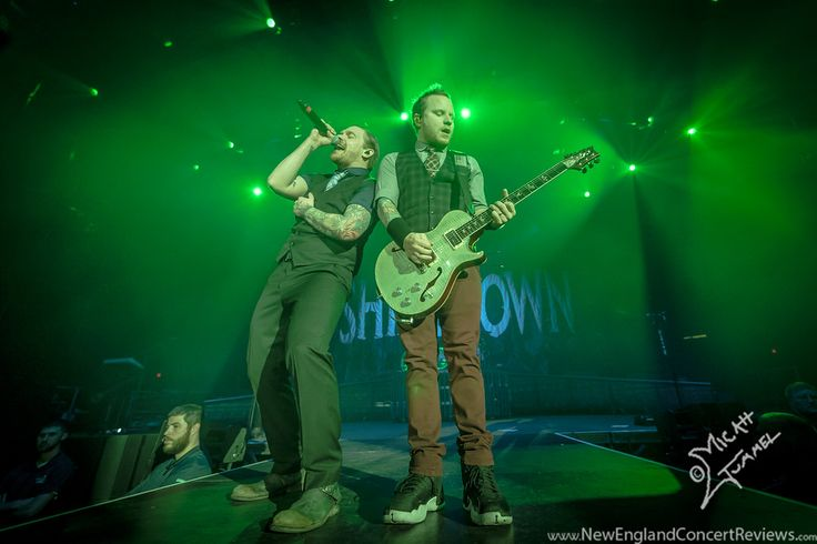 Photos: Shinedown in Portland ME (via New England Concert Reviews) Shinedown at The Cross Insurance Arena - ME - NewEnglandConcertReviews