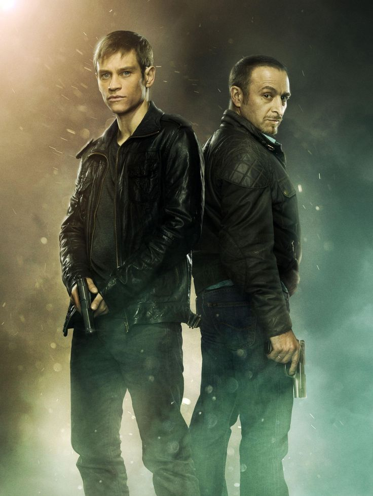 Die Kritiker: «Alarm für Cobra 11: Revolution» - Quotenmeter [[Vinzenz Kiefer as Alexander Brandt & Erdogan Atalay as Semir Gerkhan]]