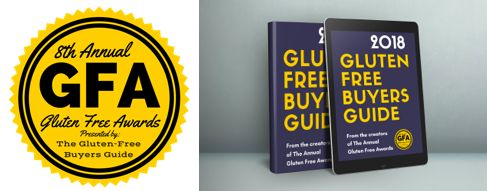 The 8th Annual Gluten Free Awards Released