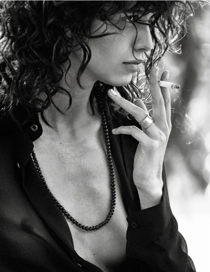 Mica Arganaraz by David Sims | B&W Portraits | Pinterest | David sims, Vogue paris and Sims