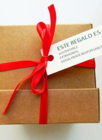 regalos sustentables