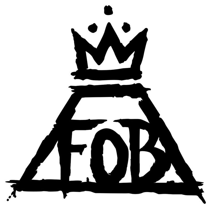 fall out boy logo transparent - Google Search