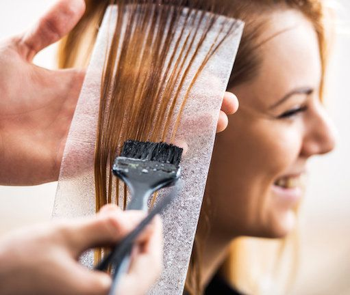 The new hair-colour technique that can make you look slimmer. New hair colour, new you!