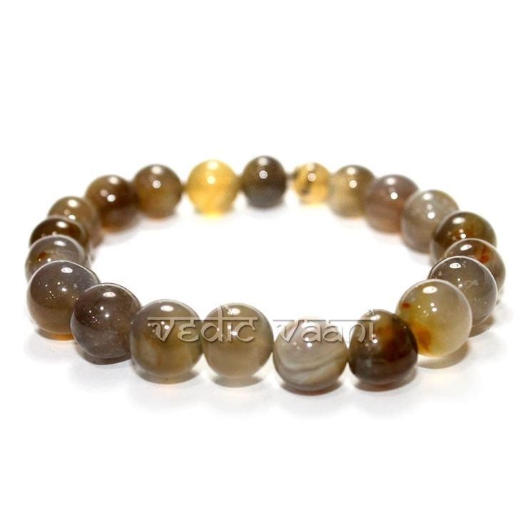 Onyx Gemstone Bracelet | VedicVaani.com at best affordable rates and quality