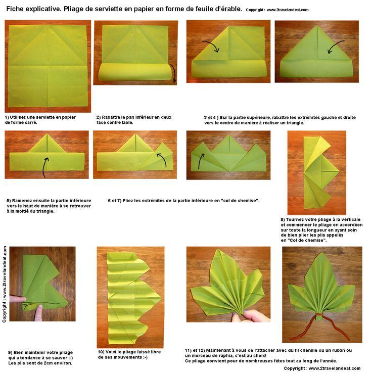 les 25 meilleures id es de la cat gorie pliage serviette papier facile sur pinterest pliage. Black Bedroom Furniture Sets. Home Design Ideas