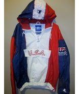 Vintage Starter Team USA Basketball Hooded jack... - $59.99