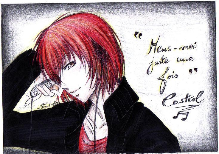 Castiel [Mens-moi juste une fois] by sakura-streetfighter.deviantart.com on @deviantART