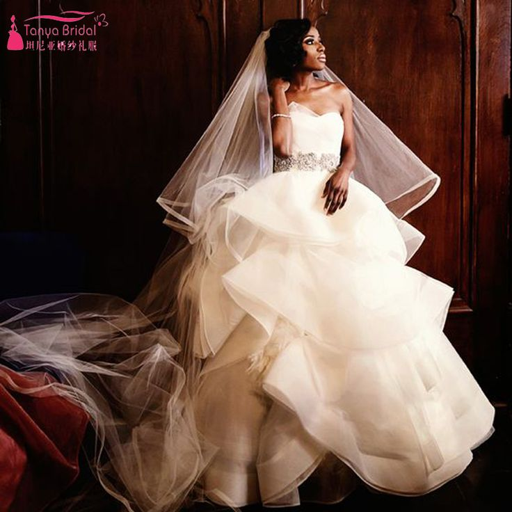 Find More Wedding Dresses Information about White African Wedding Dresses Sweetheart Ball Gowns Organza vestidos de noiva country western robe de bal  Z537,High Quality gowns for fat women,China gowns robes Suppliers, Cheap gown dress from Tanya Bridal Store on Aliexpress.com