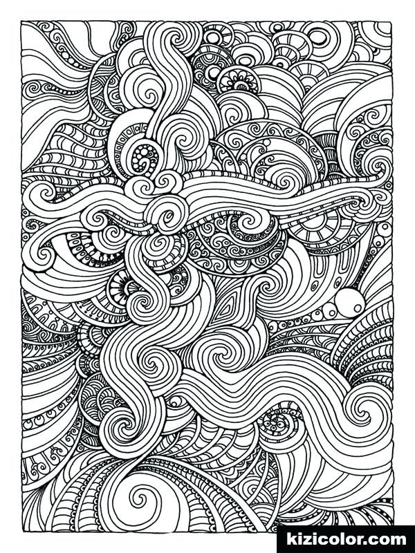 Art Therapy Coloring Pages Art Therapy Coloring Pages Coloring Pages ...