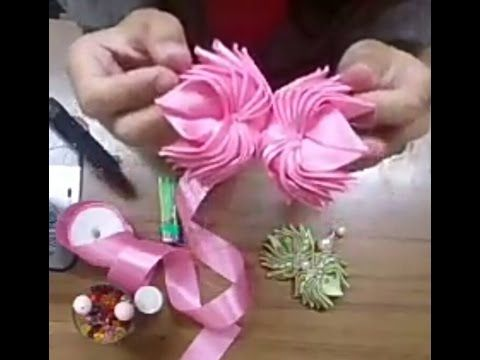 Tutorial Double Spider/Tutorial Laba-Laba Kembar by Lenny - YouTube