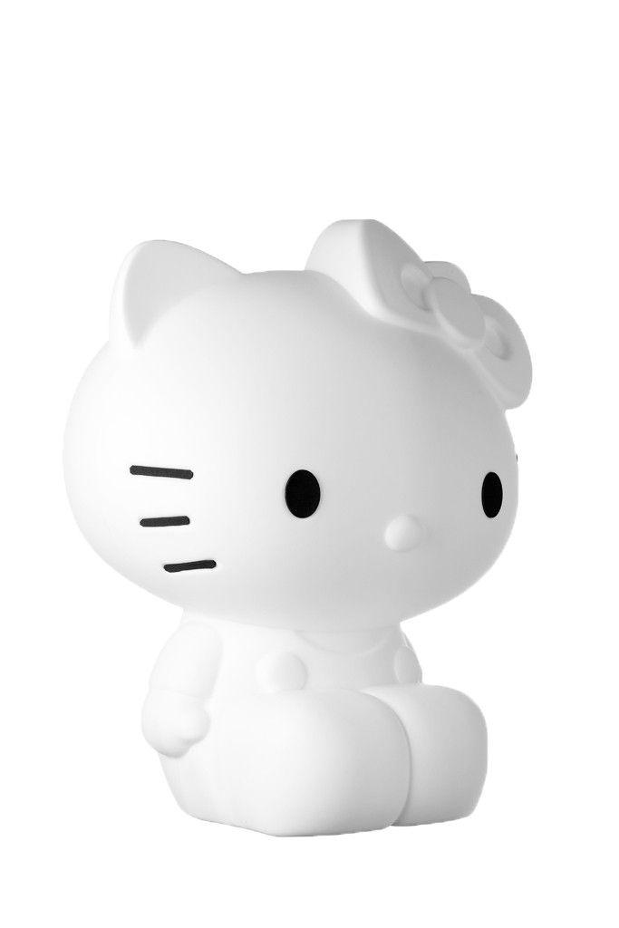 """LAMPE - HELLO KITTY """"KITTY WHITE"""""""