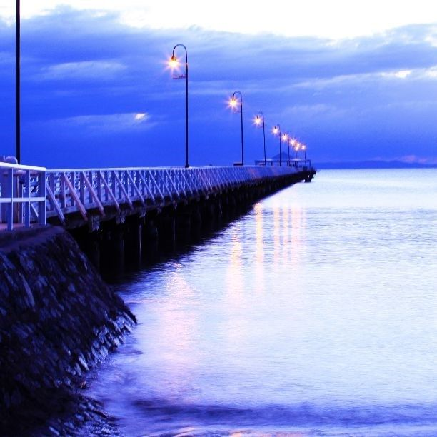 Tonita T says early morning walks along Shorncliffe's coast are beautiful. Have you been? #capturethecover