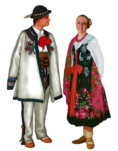 stroj rzaszowski | stroj goralski stroj lachow sądeckich zaliczany jest do ...