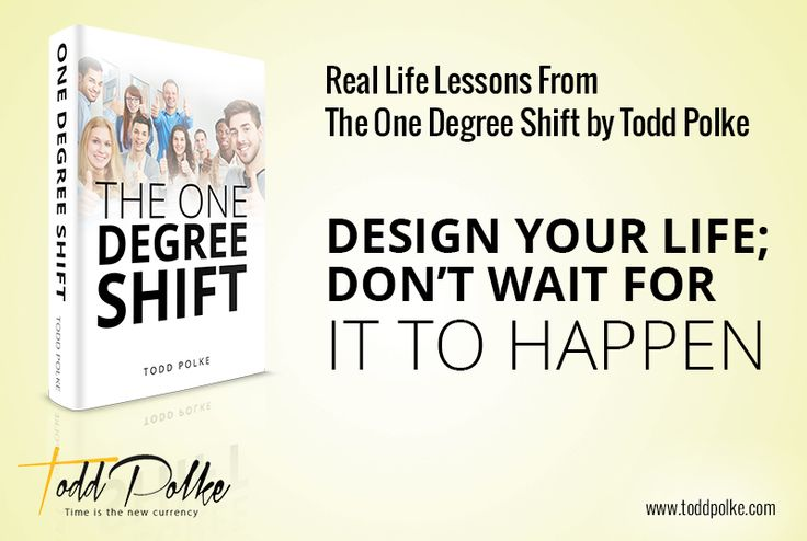 Design Your Life: Don't Wait For It To Happen http://on.fb.me/1wM50Hr
