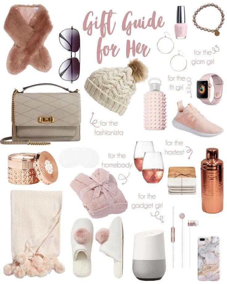 If you're not done with your holiday shopping, I've got you covered! There's something for everyone in this gift guide for her #sarahbrithinee