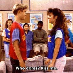 ...but obviously, never let the moment pass you by! | 12 Lessons Zack Morris Taught Us About Cool