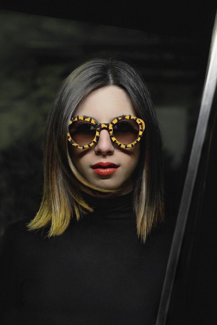 Rota Dentata Wood Sunglasses  New Generation #Sunglasses