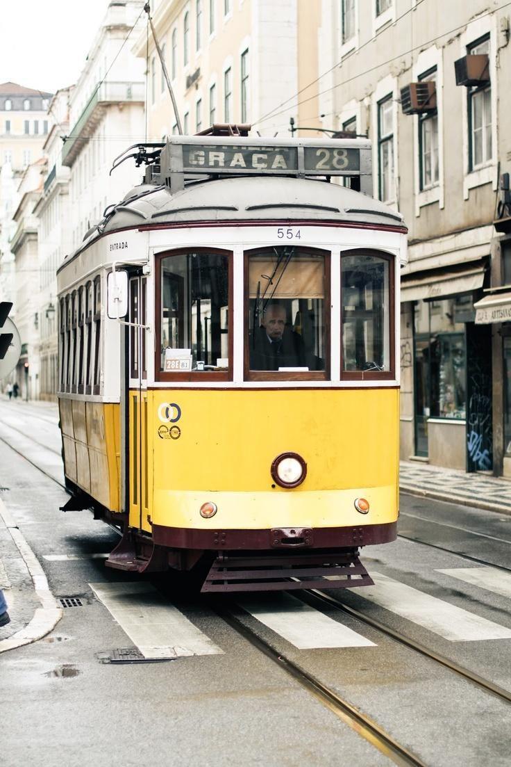 Eléctricos | Lisboa