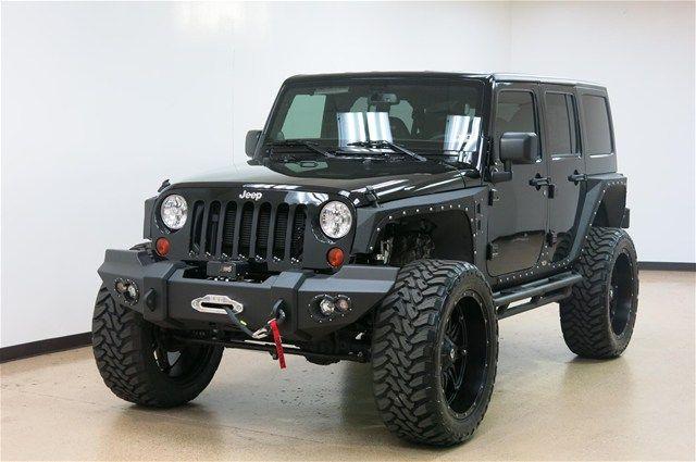 2013 jeep wrangler unlimited dream rides pinterest