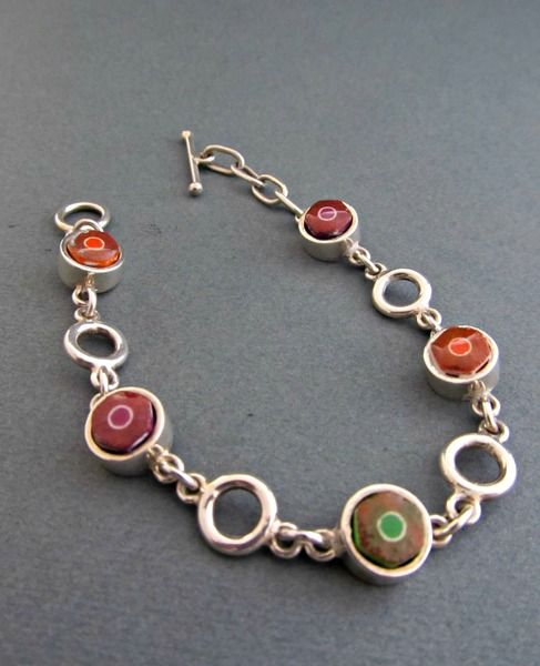 Bracelets – Pencil Bracelet – a unique product by Alidajoyas on DaWanda