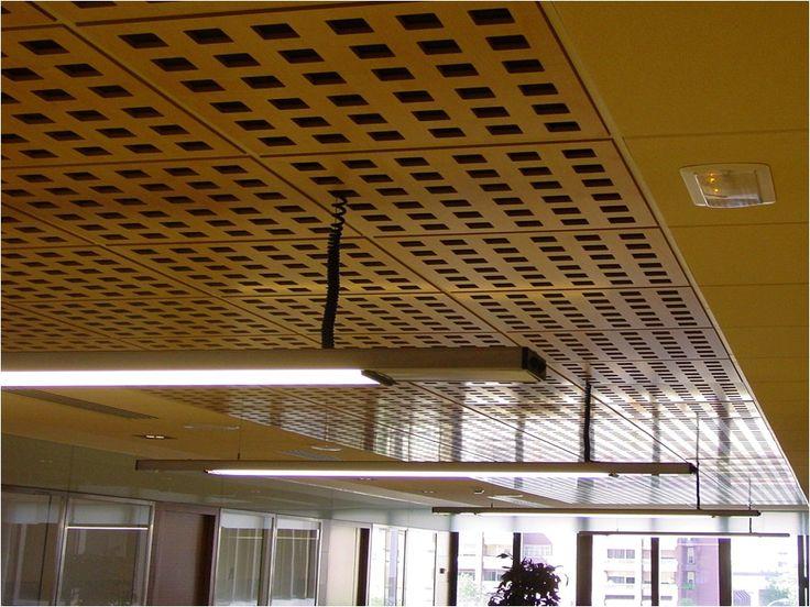 Plafones de madera con múltiples cuadros para obtener un diseño de vanguardia http://www.procovers.com.mx/