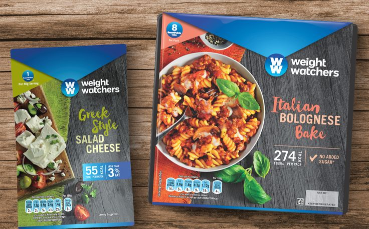 Weight Watchers clears up retail packaging with new design http://www.foodbev.com/news/weight-watchers-clears-up-retail-packaging-with-new-design/