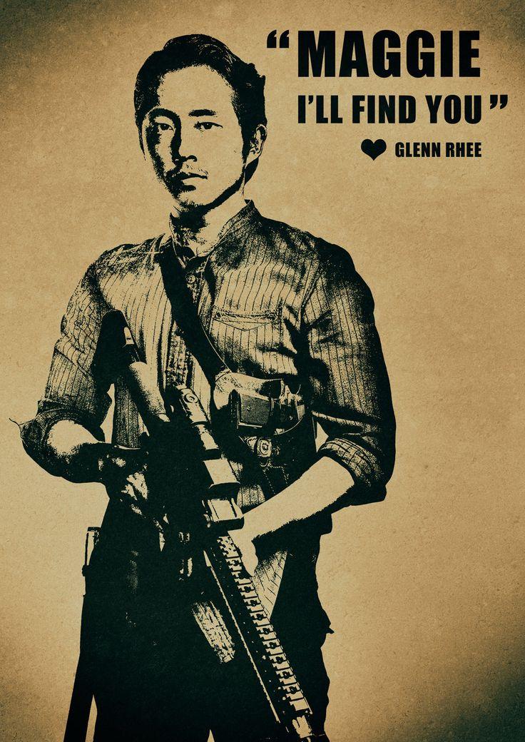 The Walking Dead (2010-?) (Steven Yeun - Glenn Rhee)