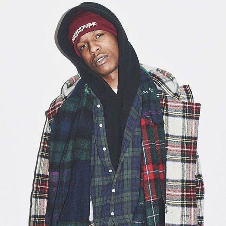ASAP Rocky | Multi Flannel