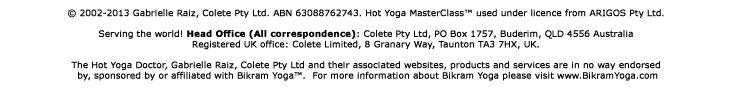 Hot Yoga forum