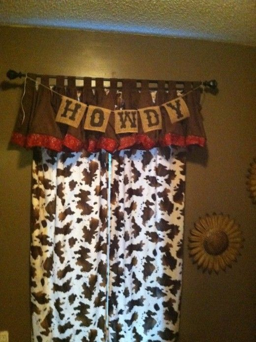 Decorating A Cowboy-Themed Boy's Room On A Budget