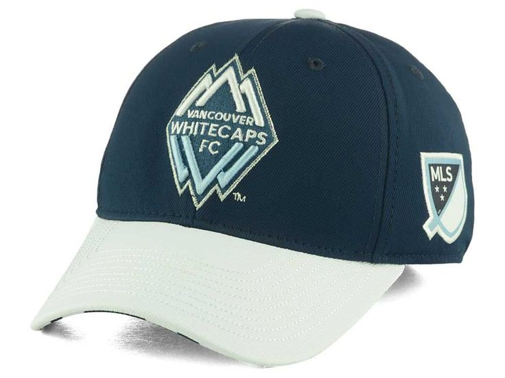 For the soccer fan, the Vancouver Whitecaps FC adidas MLS Authentic Team Flex Cap is the perfect way to cheer for your team and stay shaded all summer long. Find it at Lids.