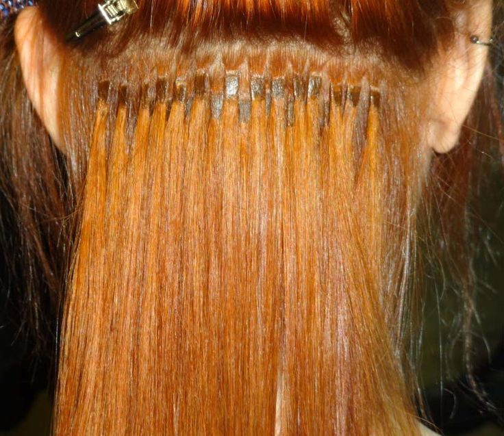 9 best thinning hair solutions images on pinterest bangs thinning hair solution fusion keratin bonded hair extensions flat wrap technique natural seamless pmusecretfo Images