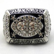 1980 Oakland Raiders Super Bowl Ring Size 12. $35.00
