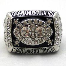 1980 Oakland Raiders Super Bowl Ring Size 12. $35.00