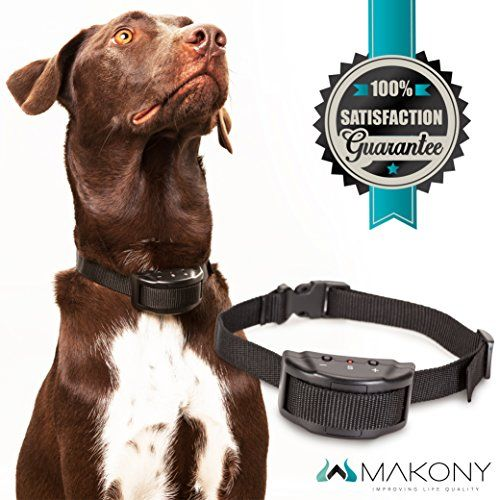 1 Day Sale ! Makony New Generation No Bark Collar Dog Training System, Anti Bark Collar Control for Small, Medium & Large dogs - http://www.petsupplyliquidators.com/1-day-sale-makony-new-generation-no-bark-collar-dog-training-system-anti-bark-collar-control-for-small-medium-large-dogs/