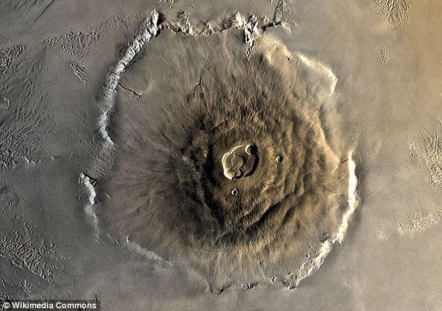 wisbenbae: Tamu massif, Gunung berapi segede Inggris Raya !