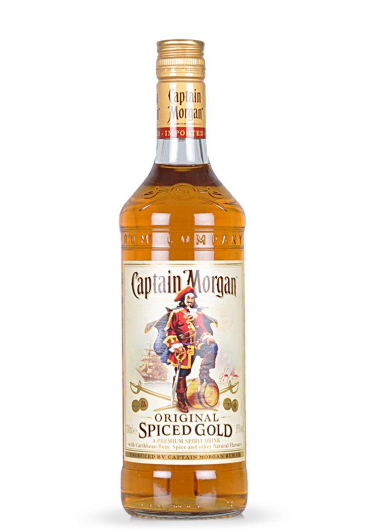Rom Captain Morgan Spiced Gold (0.7L) - SmartDrinks.ro