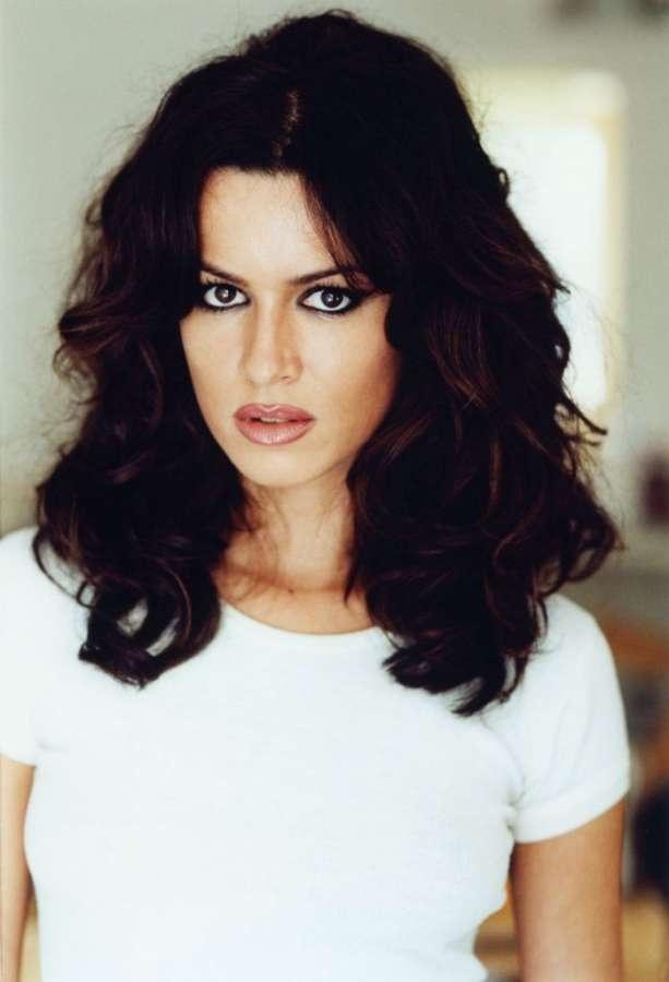 Natalia Avelon Like The Hair Pinterest