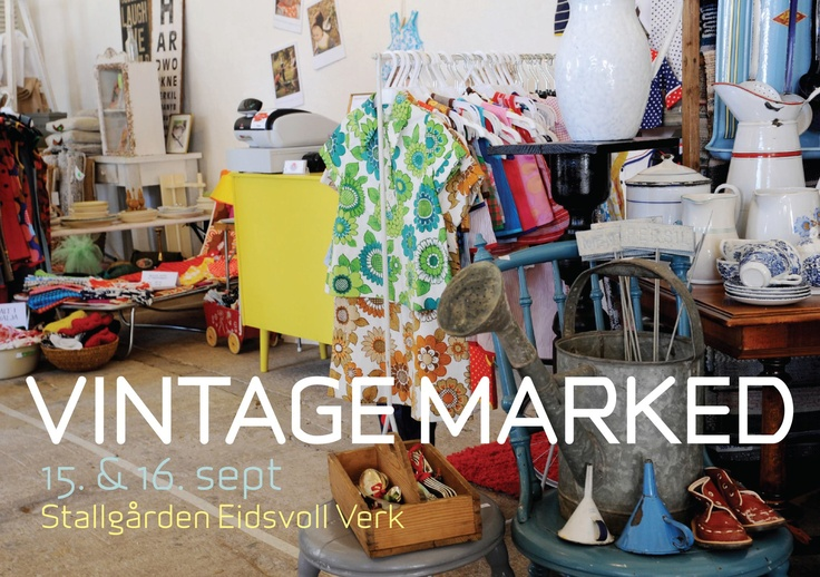 Vintage market 2012