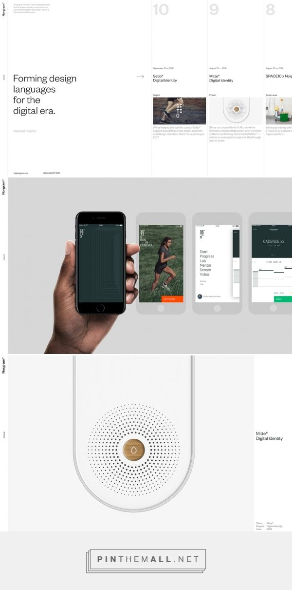 Norgram® Studio designed by Norgram® - created via https://pinthemall.net