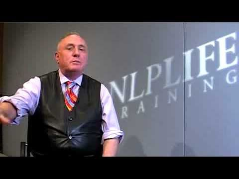 NLP - Richard Bandler - What is NLP? Neuro linguistic programming.