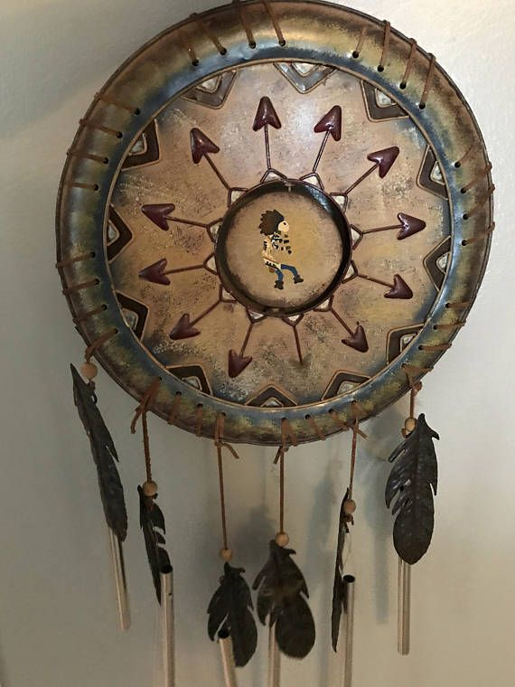 Hey, I found this really awesome Etsy listing at https://www.etsy.com/listing/525160006/gorgoeus-metal-native-american-wind